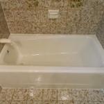 Blue Bathtub After