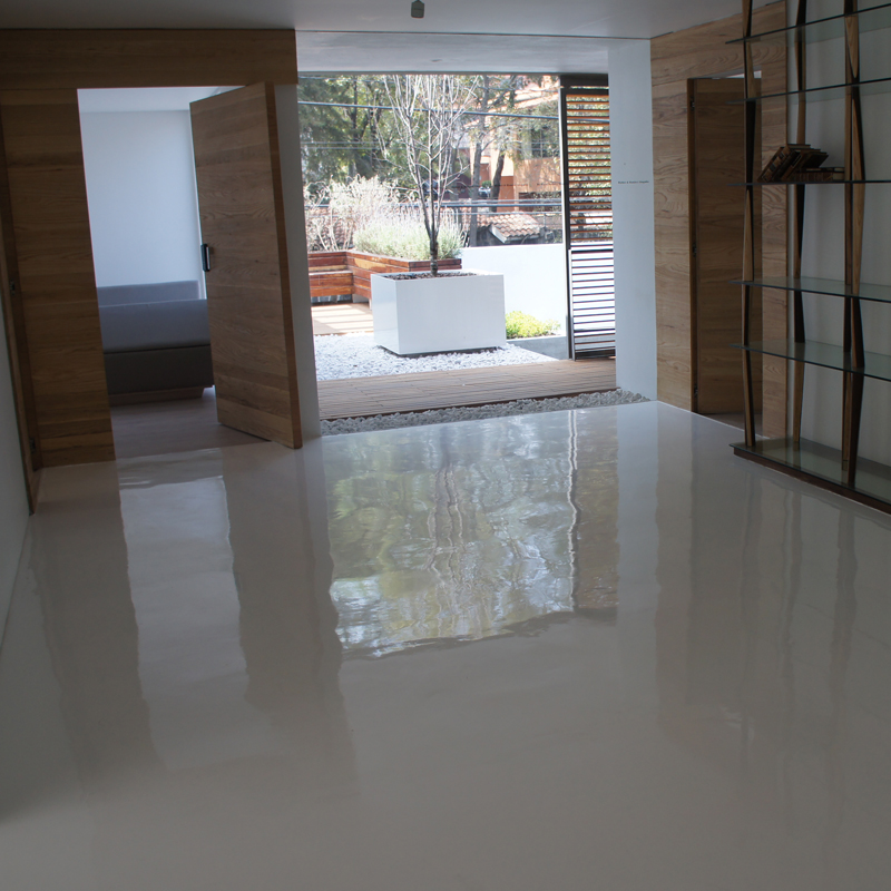Residential concrete flooring call today for a free for Residential concrete floors